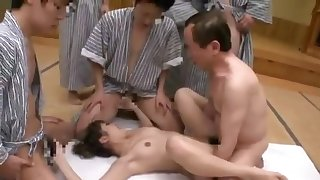 Reina Akitzuki FAN Pride oneself SEX n FUCK Bus Club SERO-0025
