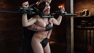 Serious sex machine and strong cum are favorite things for Keira Croft
