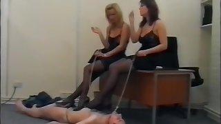 Berth Girls & Riding Mistresses British Femdom Cruella Sheepish Slave